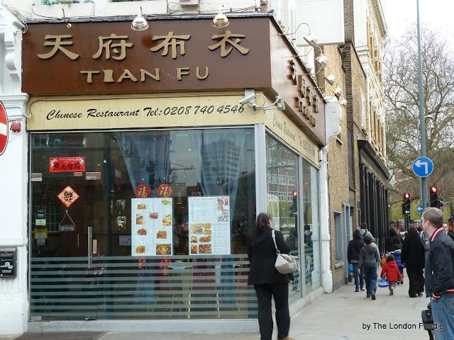 Iranian Restaurant London Oxford Street