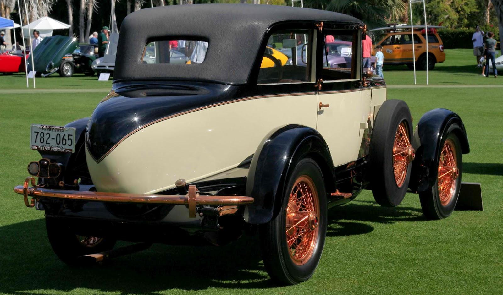 T Rex Car For Sale >> Just A Car Guy: 1926 Rickenbacker Super Sport Boat tail ...