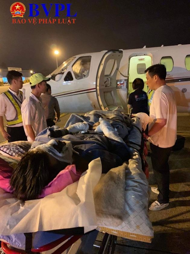 Nhiều tình tiết bí ẩn vụ tạt axit, cắt gân chân Việt Kiều về quê ăn Tết