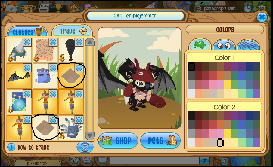 Animal Jam Wiki Aj Pedia Pizzadrop Some Strange Items