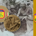ENTRE A SAUDADE E A GUERRA - Medalhas, condecorações, selos e cartas. A realidade dos pracinhas da FEB.