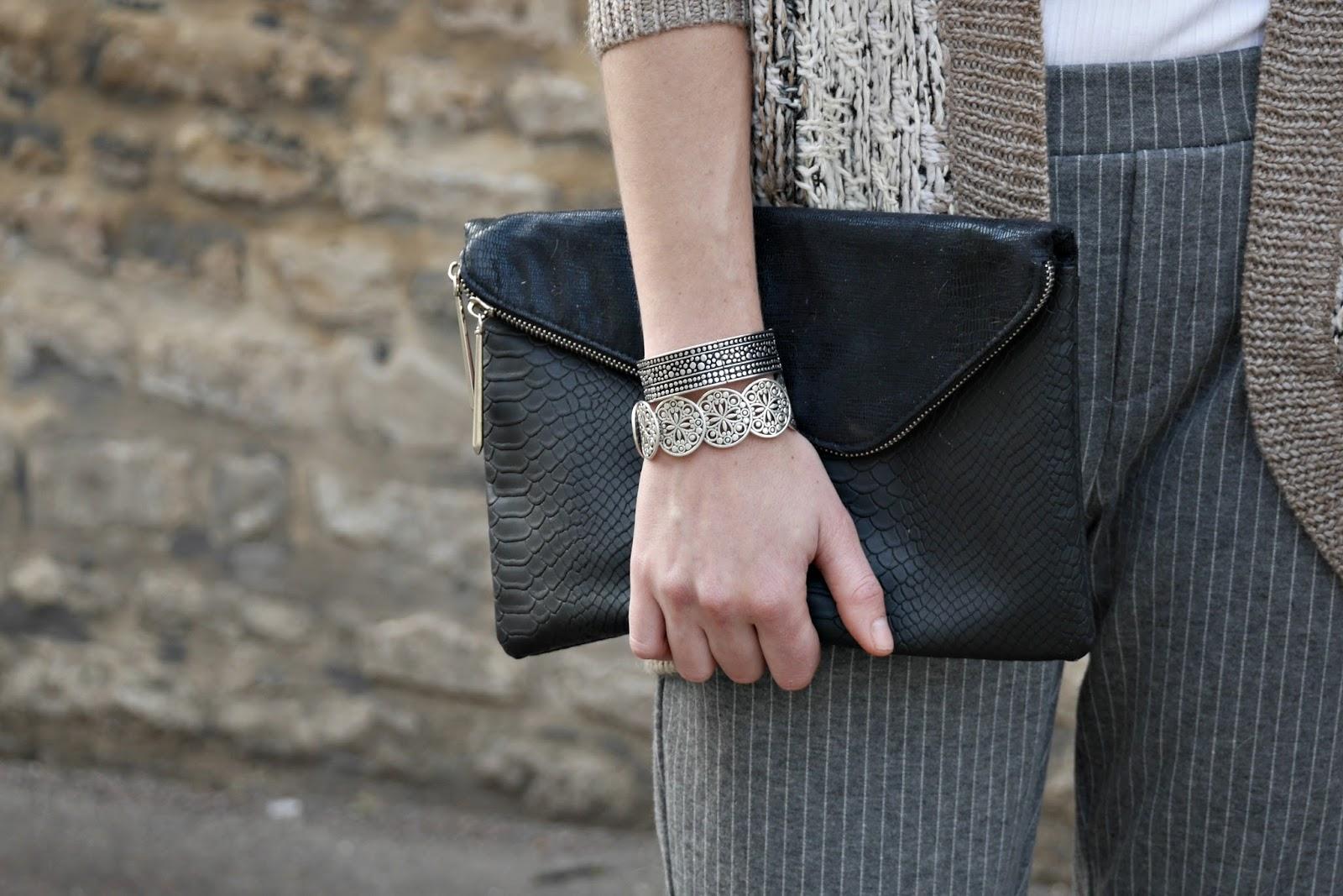 accessoires mode pochette bracelets