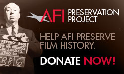 Join Me in Donating to AFI