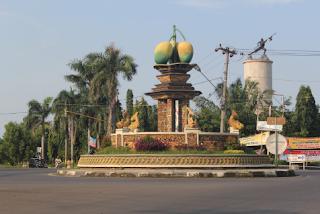 Tugu Mangga Indramayu