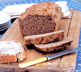 Oatmeal Soda Bread Recipe