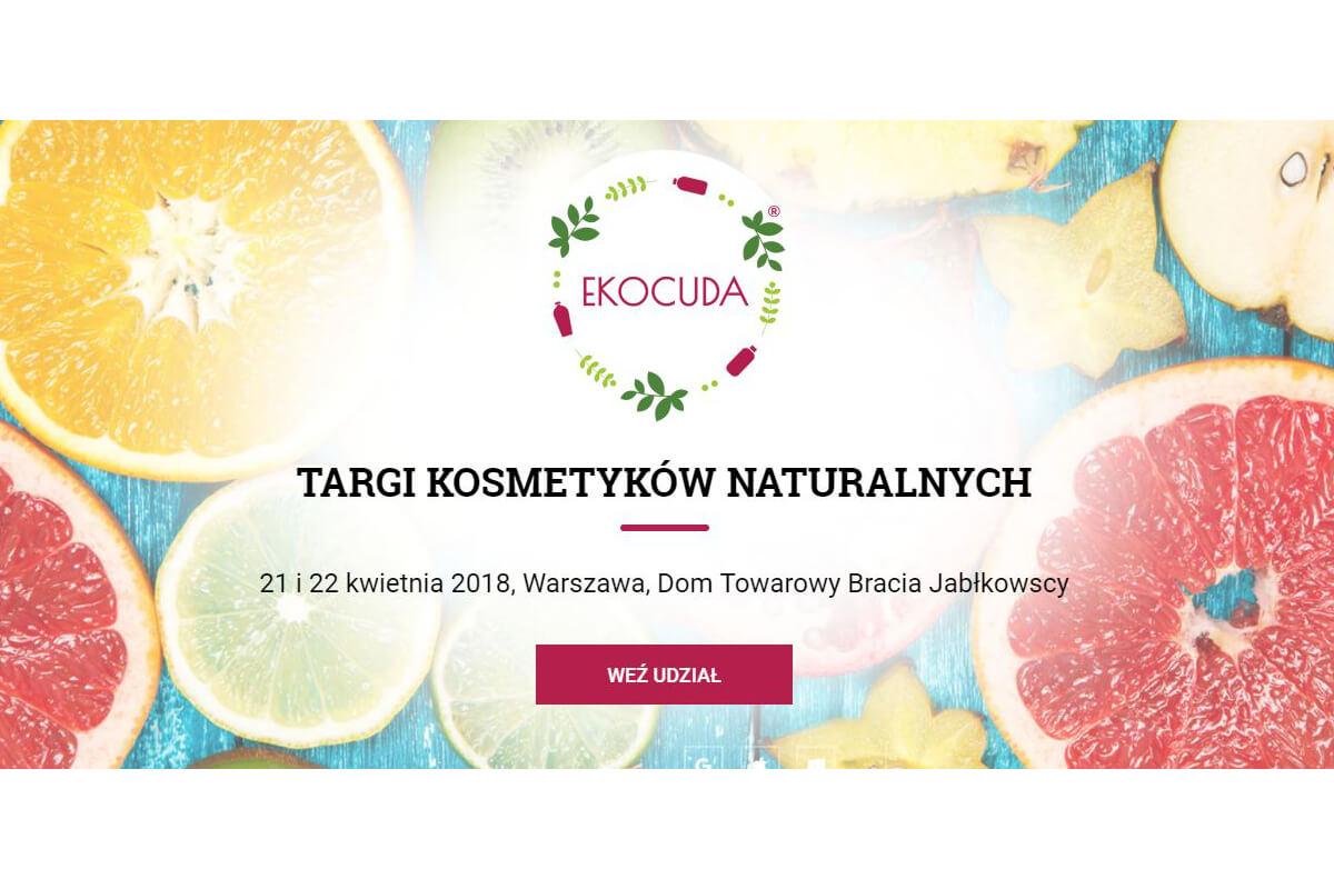 EKOCUDA 2018 - IV edycja już 21-22 kwietnia w Warszawie!