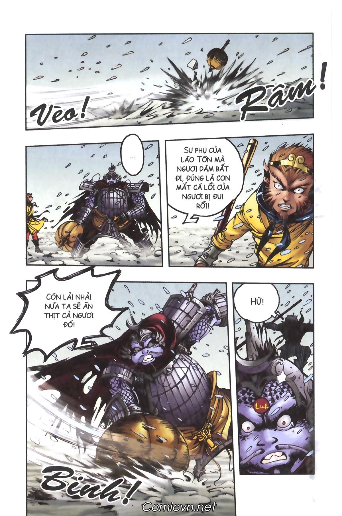 Tây Du Ký màu - Chapter 95 - Pic 11