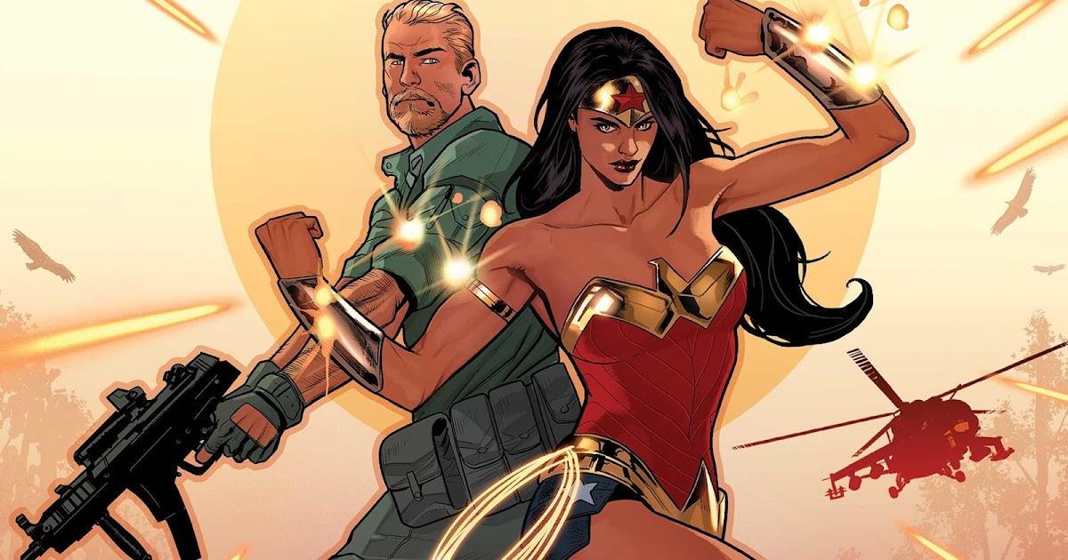 Wonder Woman Married