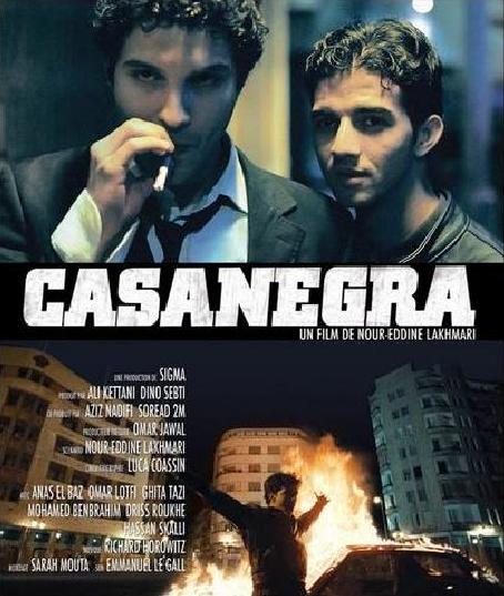 Casanegra. Ich dwoje kontra ciemna strona Casablanki