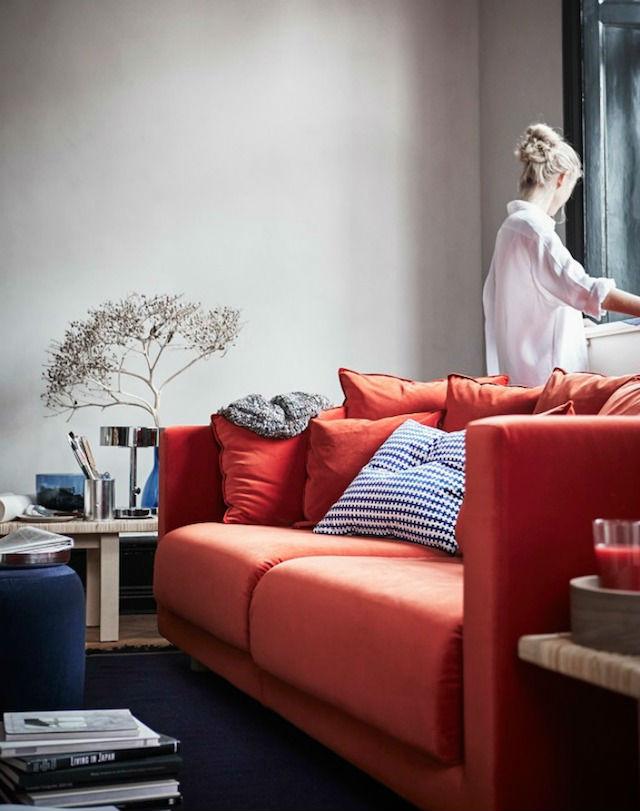 colección Ikea Stockholm 2017, sofá