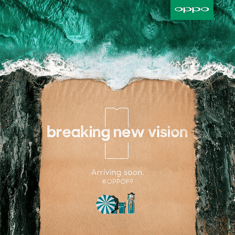 Confirmed: OPPO F9 is coming to the Philippines!