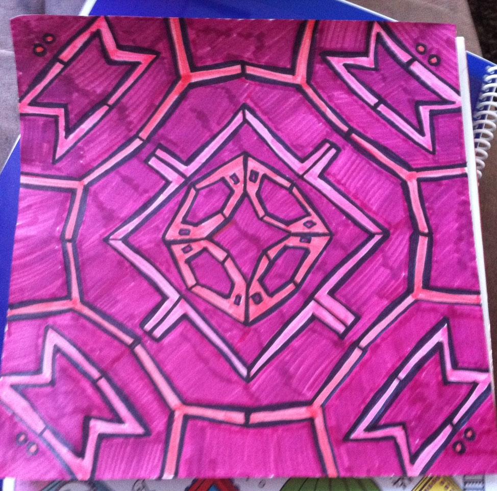 %name%: Artisan Des Arts: Name Kaleidoscope Art