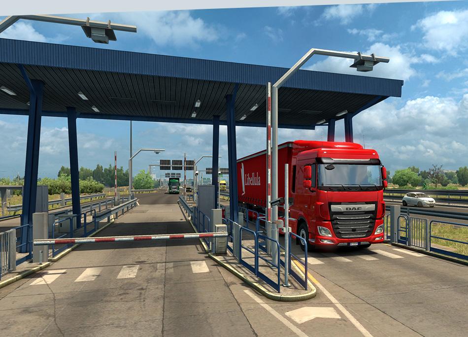 Euro Truck Simulator 2 - Going East! - Katılımsız Oyun