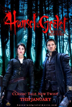 sinopsis film hansel and gretel witch hunters