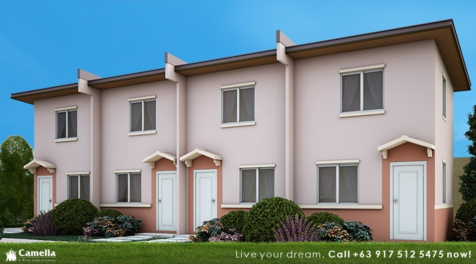 Arielle - Camella Dasmarinas Island Park| Camella Prime House for Sale in Dasmarinas Cavite