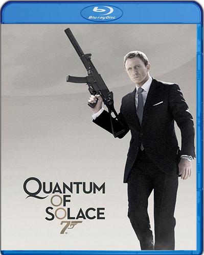 Quantum of Solace [2008] [BD25] [Español]