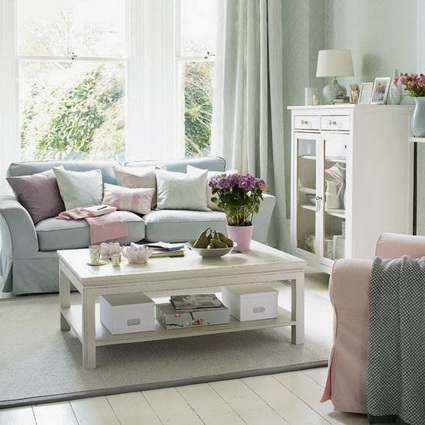Rooms In Pastel Colors - Very Satisfying Eyes Decoration 7