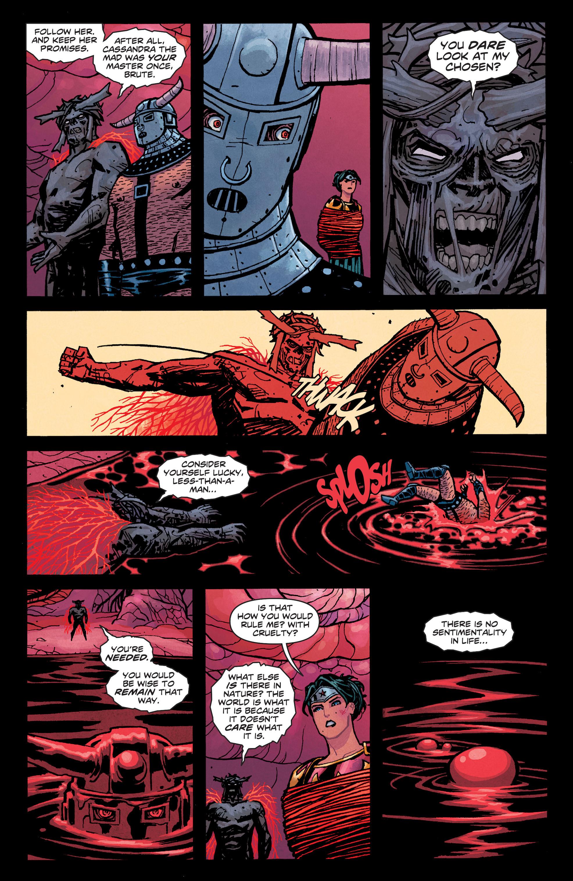 Read online Wonder Woman (2011) comic -  Issue #33 - 11