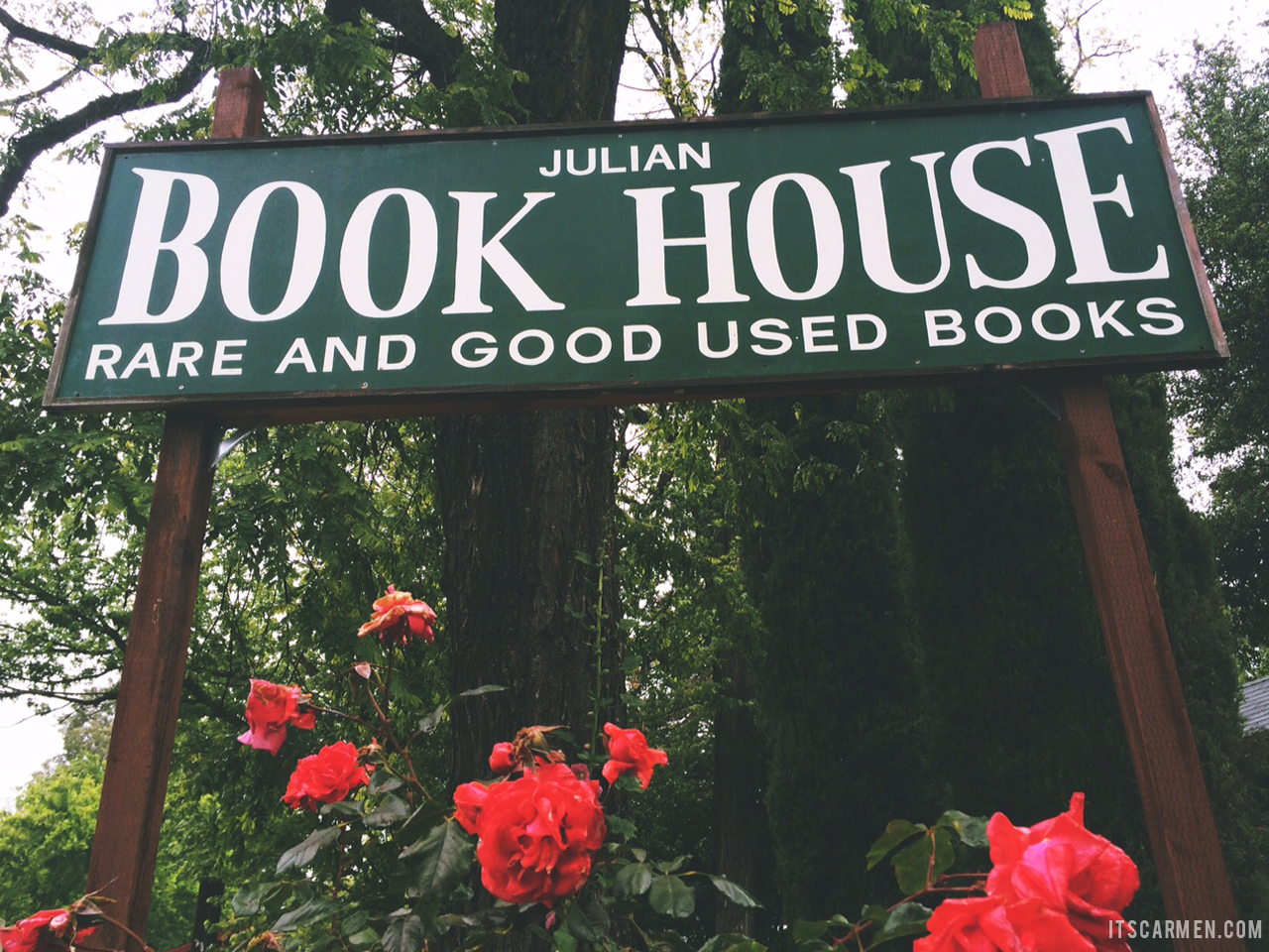 old julian book house