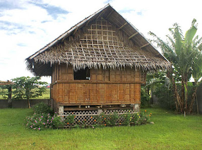 affordable house and lot in the philippines-bahay kubo