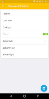 Membuat Watermark Shot On Oppo/Lainnya Secara Otomatis Di Android