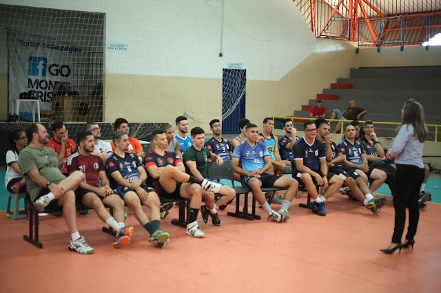 MonteCristo Voleibol se prepara para Superliga