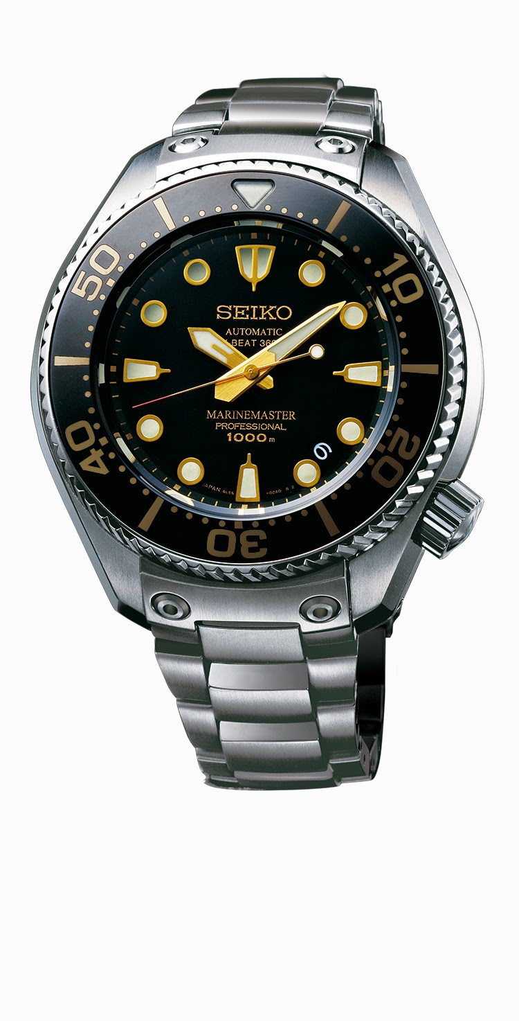 Seiko Marinemaster 10008