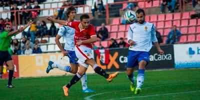 Nastic vs Real Zaragoza