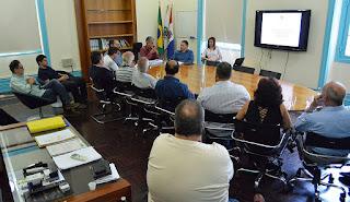 Prefeitura de Teresópolis apresenta estudo sobre situação financeira