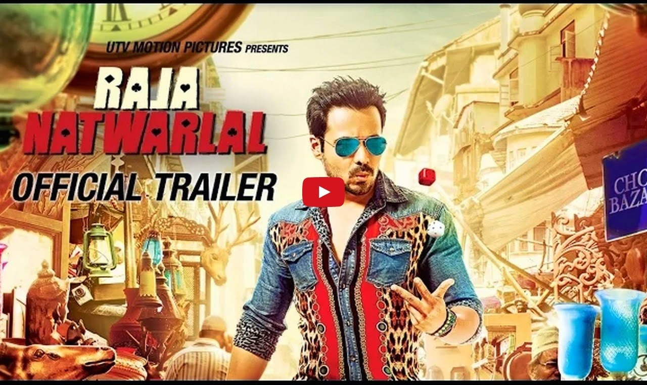 Raja Natwarlal Official Trailer | Emraan Hashmi, Humaima Malik | Releasing - August 29