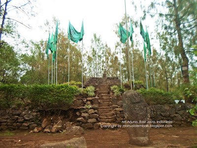 Mangkutoromo Gunung Arjuno