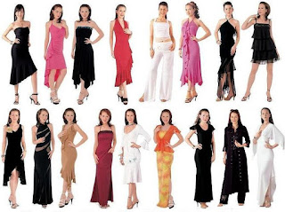 formal wear for women