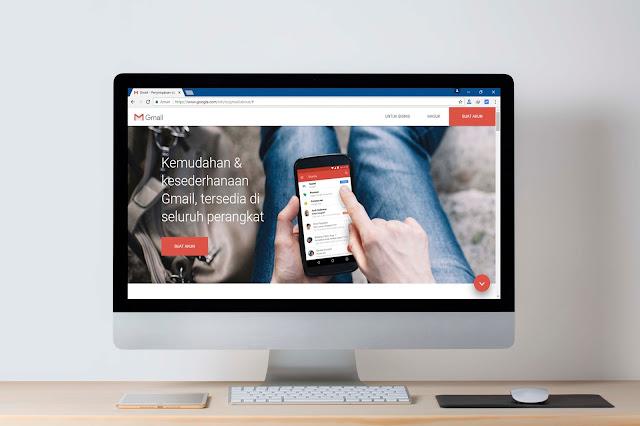 Cara Masuk Gmail di Komputer dan Smartphone Android