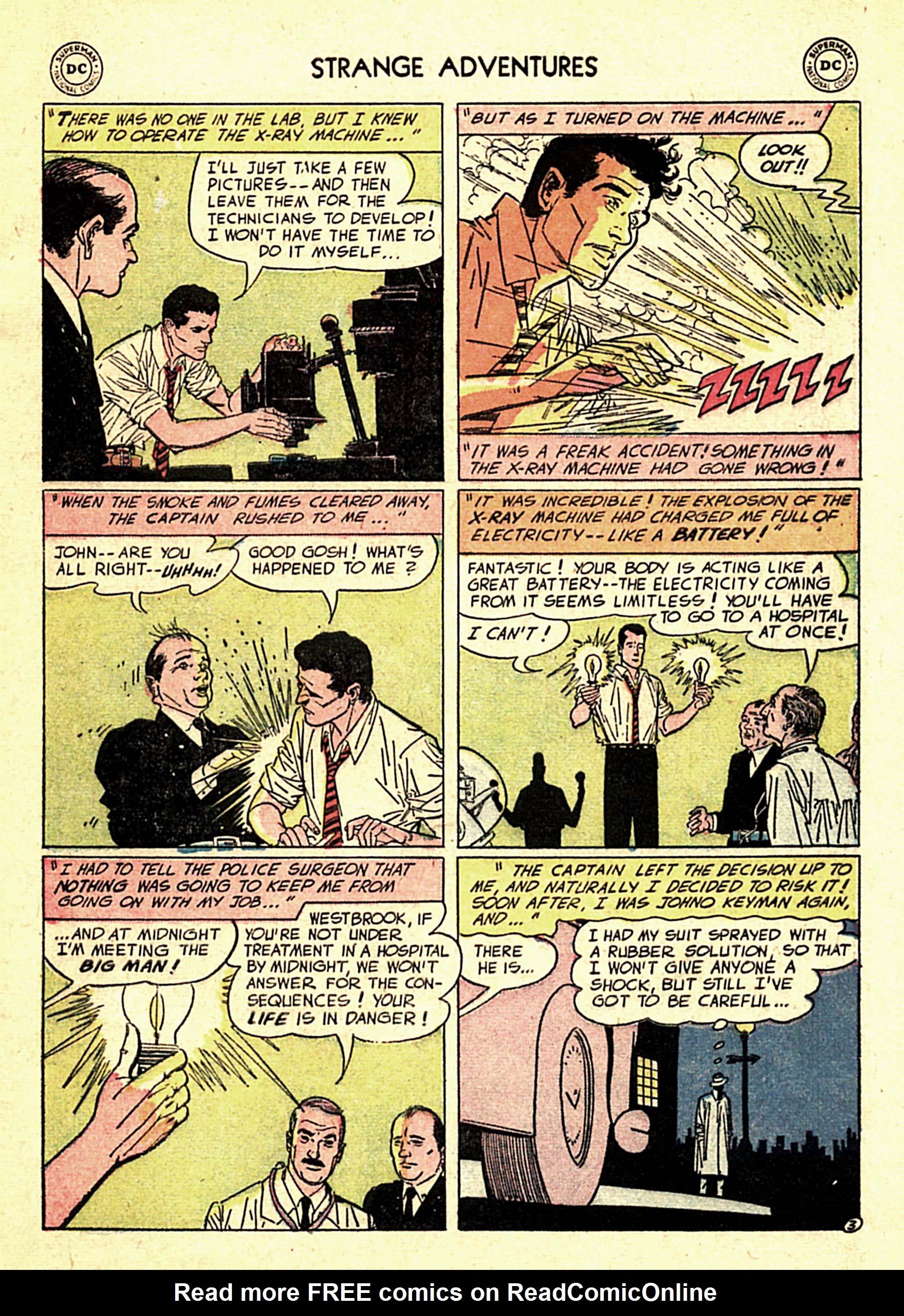 Strange Adventures (1950) issue 66 - Page 5