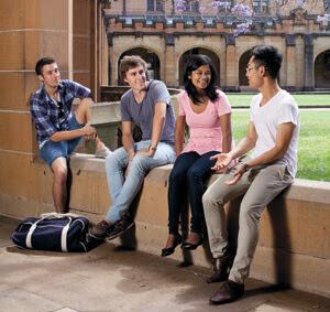 University of Sydney, Australia Students