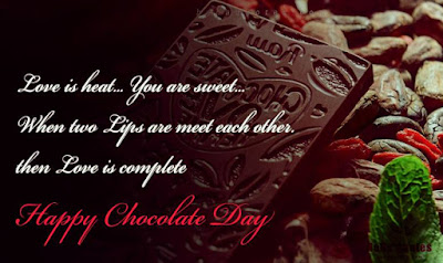 chocolate day images for friends