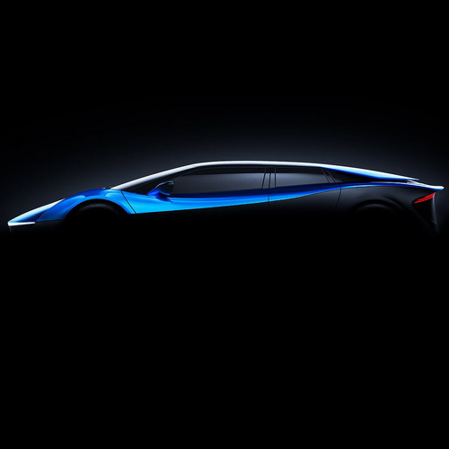 Tinuku Poul Sohl and Robert Palm announced Elextra EV supercar in 100 kmh under 2.3 seconds and four-door