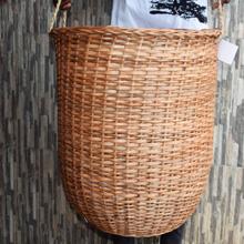 Buy handmade cane storage and organisation baskets in Port Harcourt, Nigeria