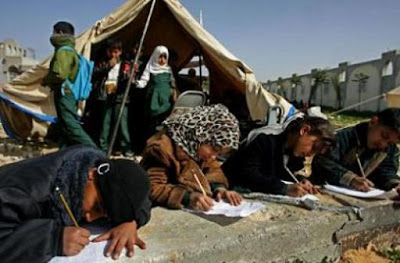 Tahun Ajaran Baru Dimulai, Israel Masih Larang Buku Sekolah Palestina Masuk Gaza