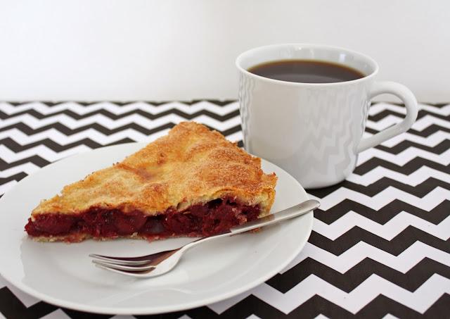 der cineast Filmblog Rezept Cherry Pie aus der Serie Twin Peaks