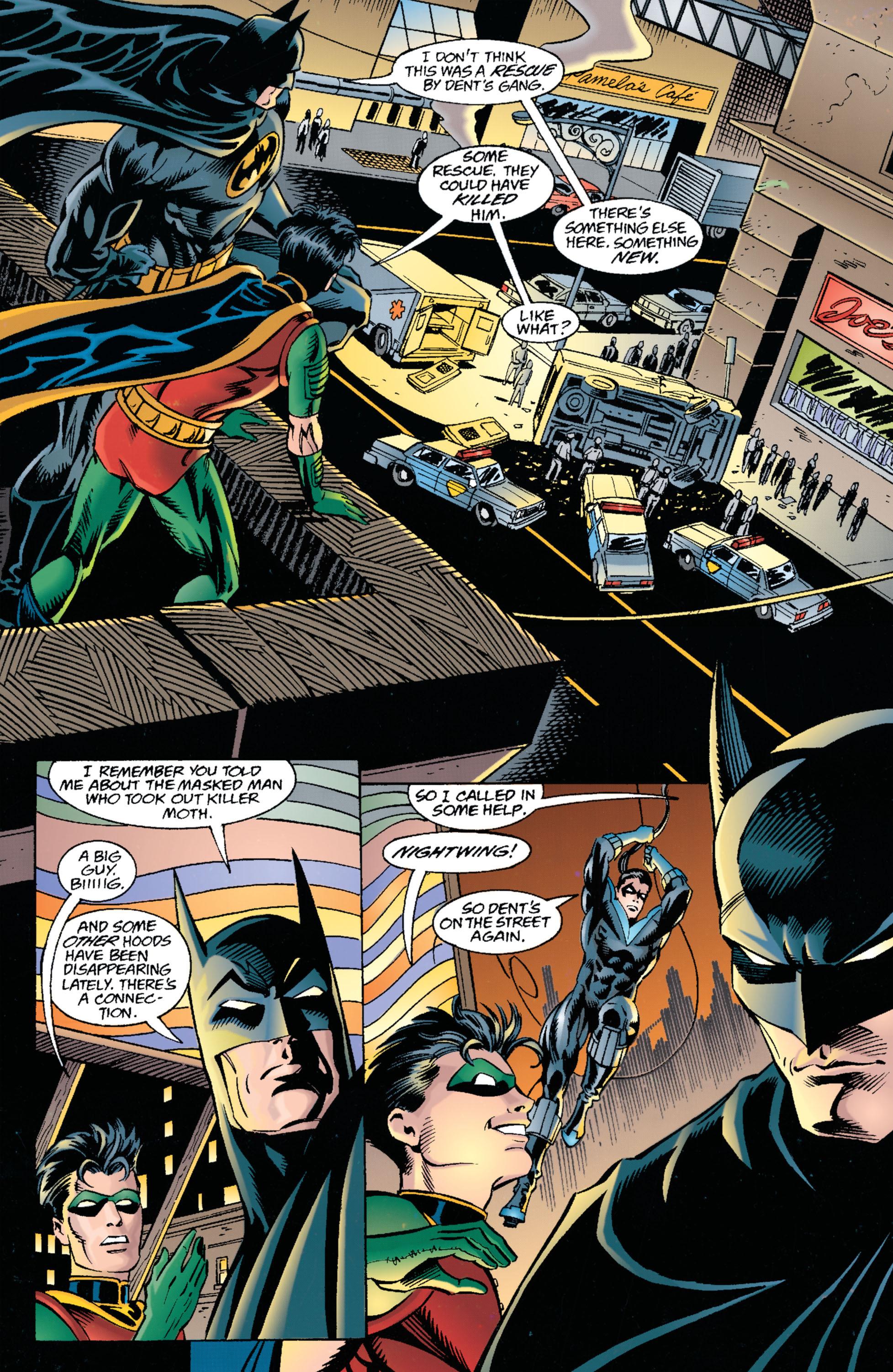 Detective Comics (1937) 697 Page 4