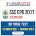 SSC CPO 2018: Exam Dates,Vacancies & Online Application