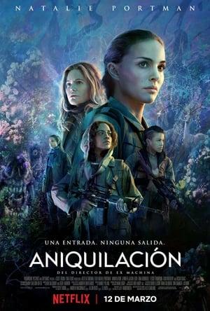 Poster Annihilation 2018