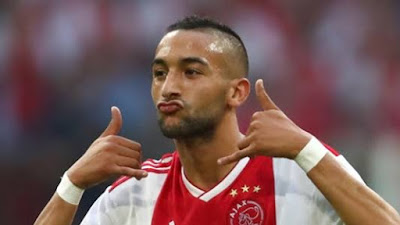 ziyech-hakim-arsenal-dream-destination