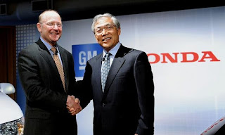 5WPR CEO - GM Honda