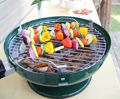 Lock 'N Go Electric Grill