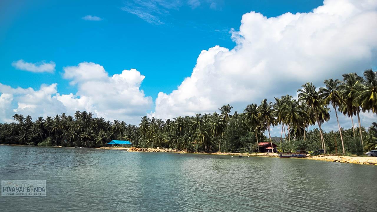 Pantai Baloho, Nias Selatan