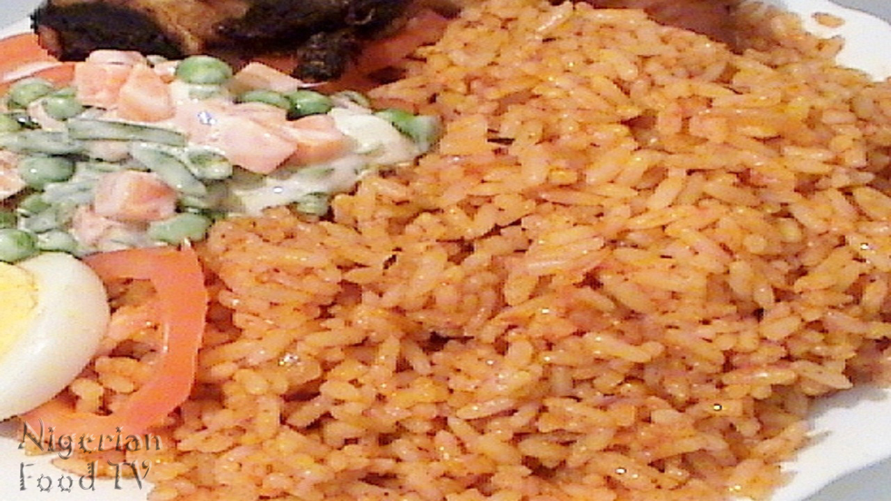 Jollof rice how to cook nigerian jollof rice aka party jollof rice ccuart Gallery