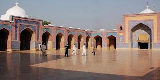 Masjid Shah Jahan, Thatta