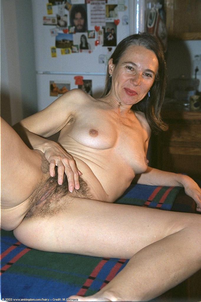 Hairy mature females